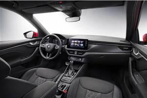 Skoda Kamiq SUV interiors revealed
