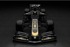 F1 2019: Haas reveals new livery