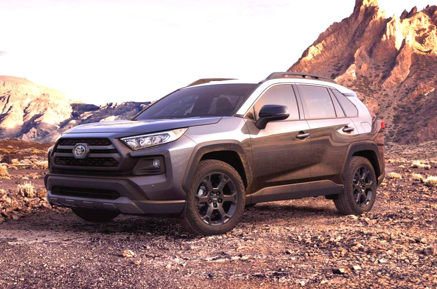 Toyota RAV4 TRD SUV revealed