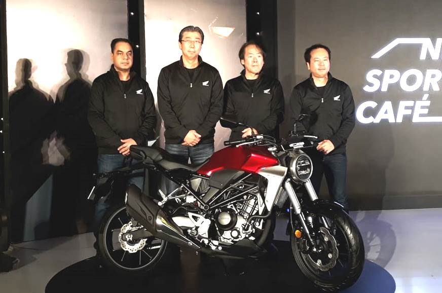 Honda CB300R launched at Rs 2.41 lakh