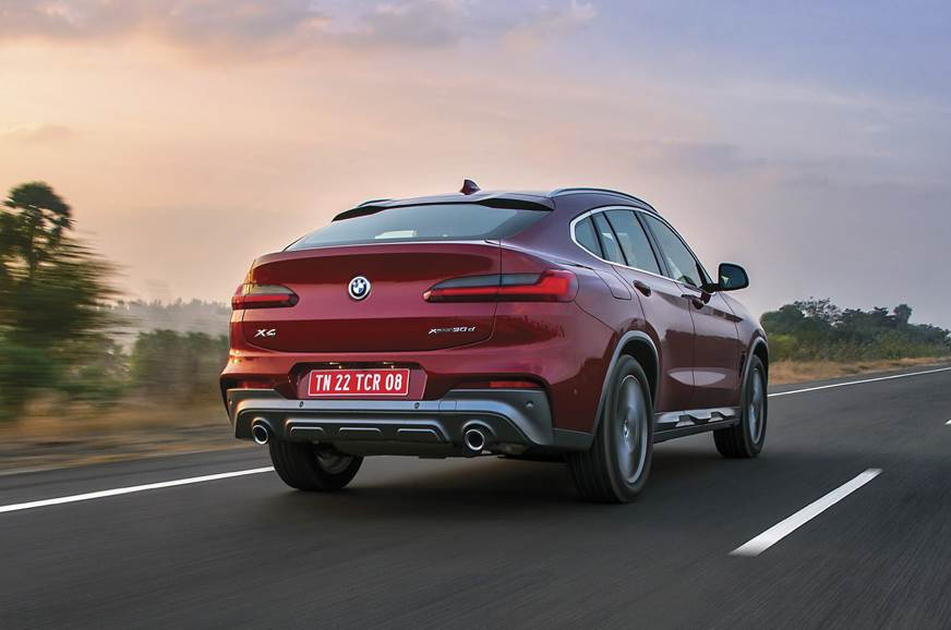 Key to the X4's appeal is the fact that it looks much mor...