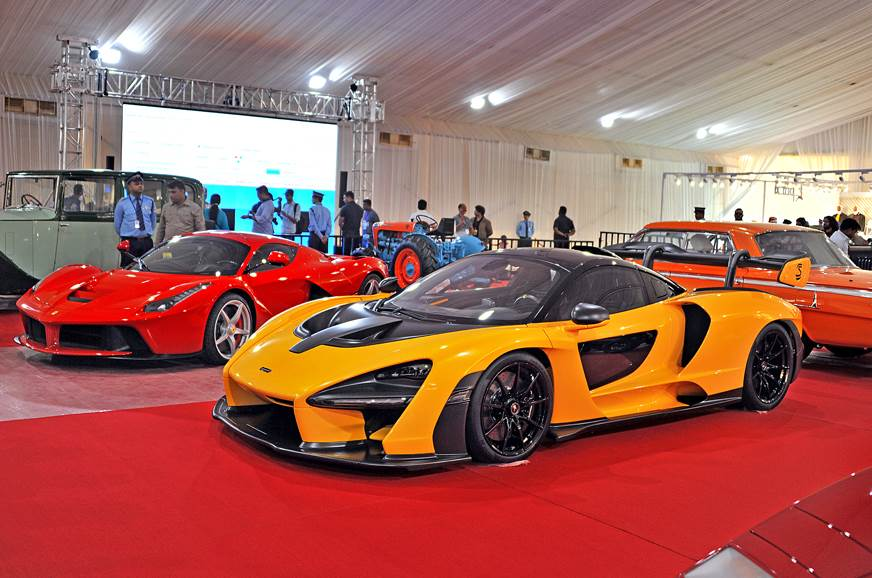 2019 Parx-WIAA auto show underway in Mumbai