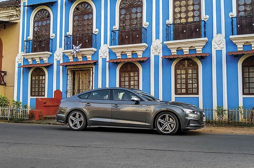 Audi S5 Sportback long term review
