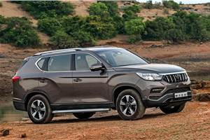 Mahindra satisfied with 1,000 bookings for the Alturas G4