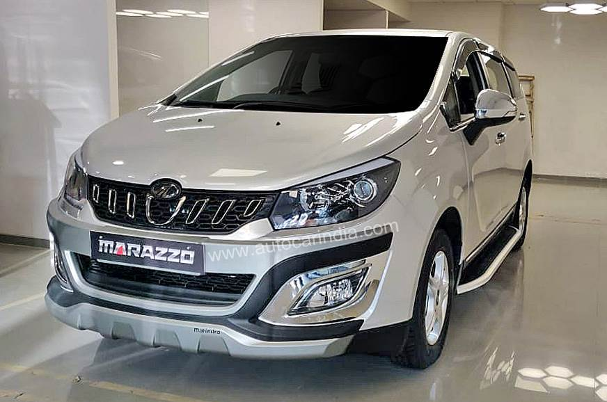 Mahindra Marazzo to get AMT gearbox for a limited period