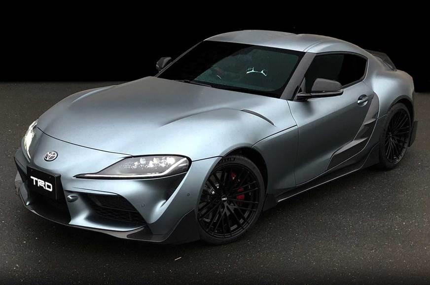 Toyota Supra TRD concept revealed