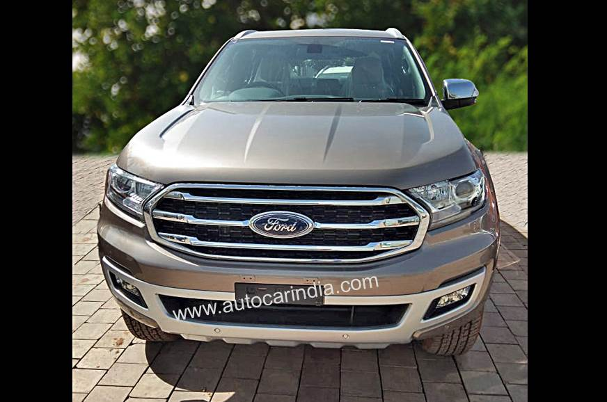 New Ford Endeavour reaches dealerships ahead of launch