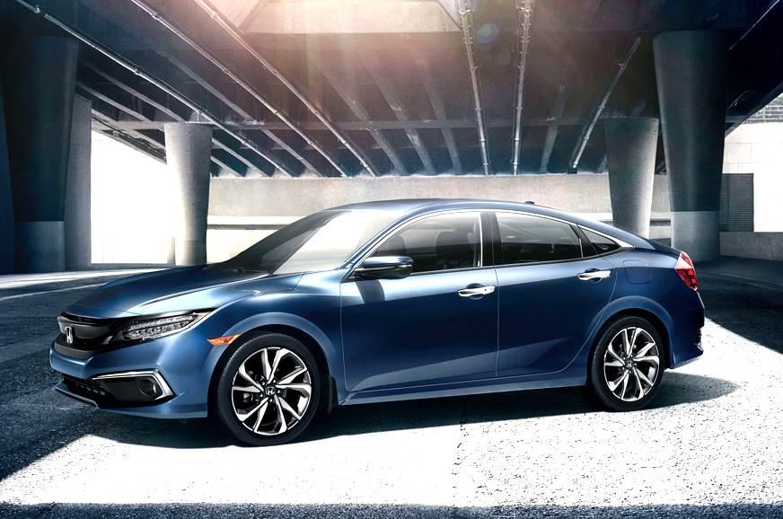 2019 Honda Civic fuel efficiency figures revealed