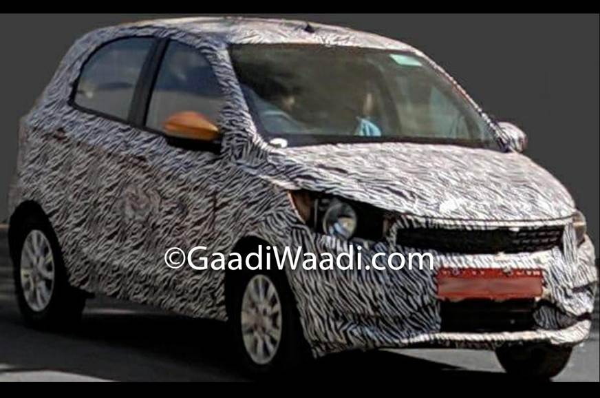 2019 Tata Tiago facelift in the works