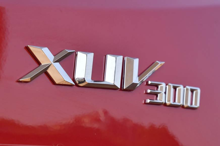 Mahindra XUV300 to get an AMT gearbox soon