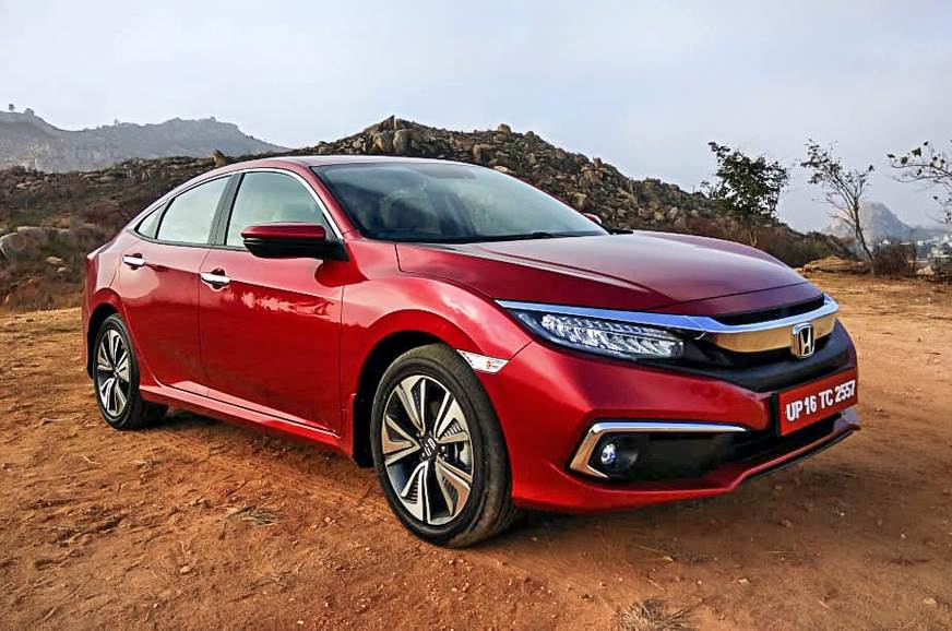2019 Honda Civic features revealed