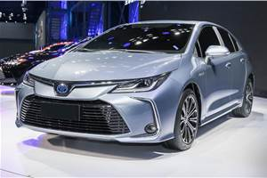 Next-gen Toyota Corolla India launch confirmed for 2020