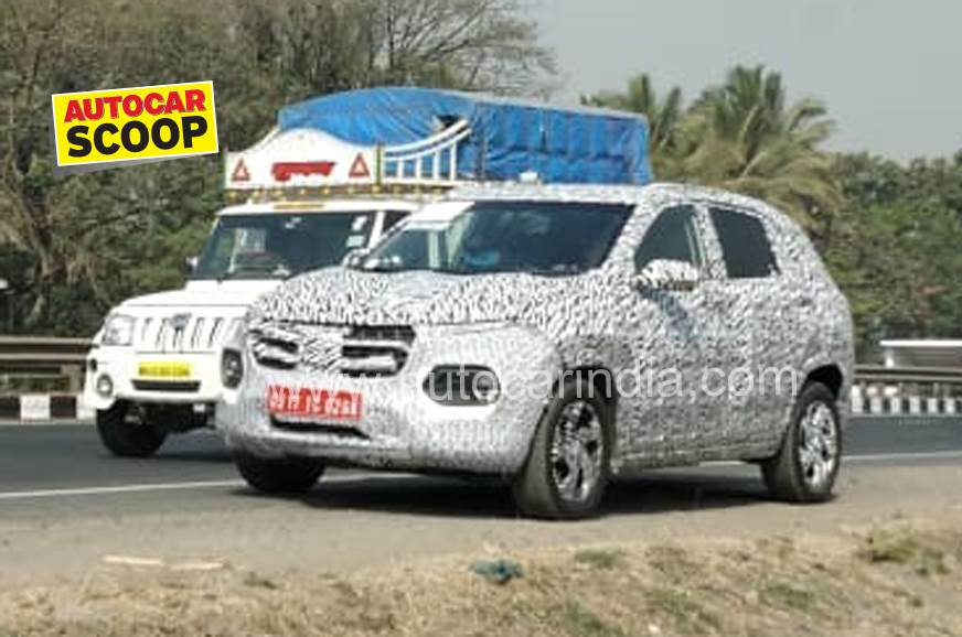 SCOOP! Baojun 510 SUV spied in India for the first time