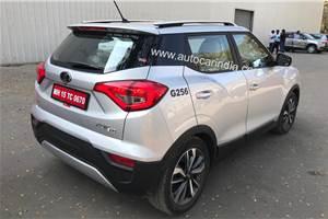 Mahindra confirms XUV300 AMT