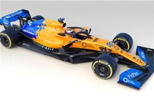 McLaren unveils its F1 2019 contender