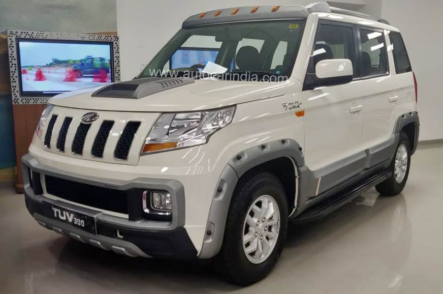 Big discounts on 2018 Mahindra XUV500, Scorpio, TUV300, KUV100 NXT