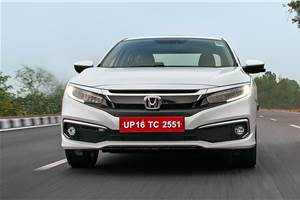 2019 Honda Civic India review, test drive