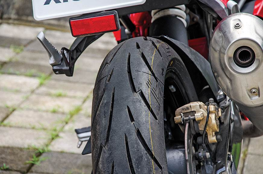 Apollo Alpha H1 radial tyre review