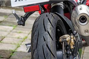 Apollo Alpha H1 radial tyre review