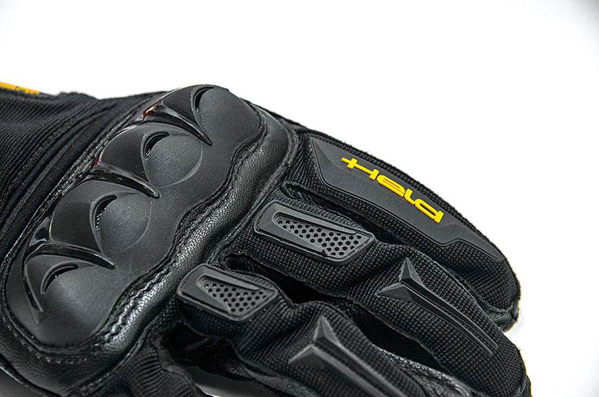 These gloves offer a light, ventilated feel with decent l...