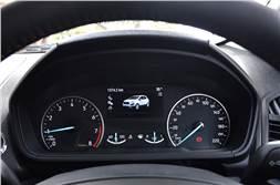 2019 Ford EcoSport gets updated instrument cluster