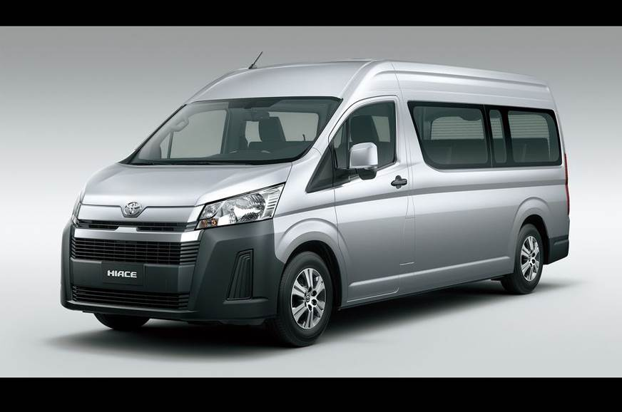 New 2019 Toyota Hiace revealed