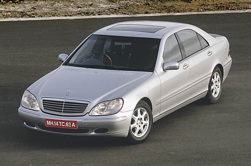 The mighty S-class was made here as early as 2000.
