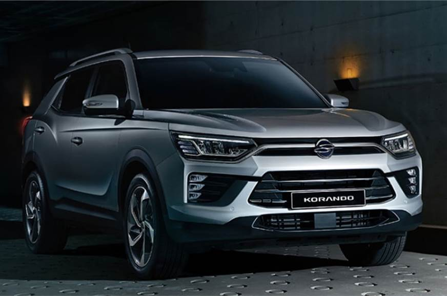 All-new SsangYong Korando revealed