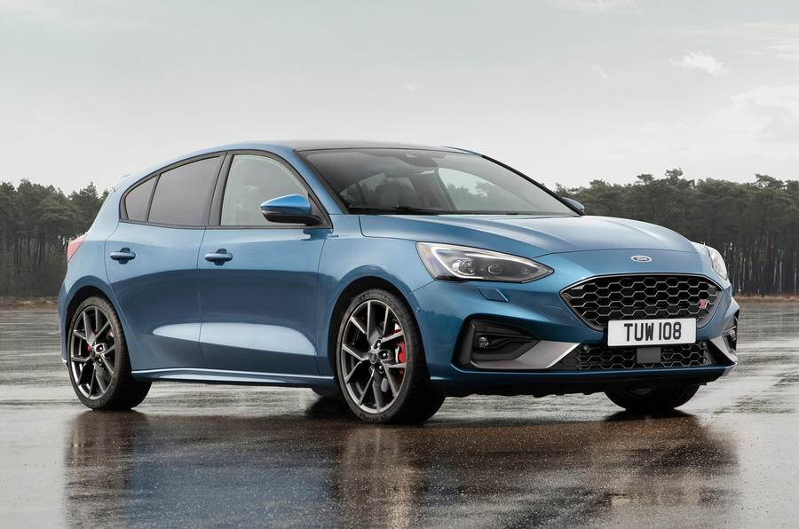 New Ford Focus ST revealed