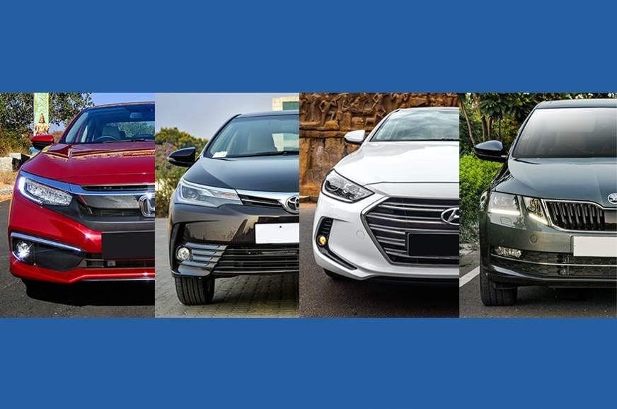 2019 Honda Civic vs rivals: Specifications comparison