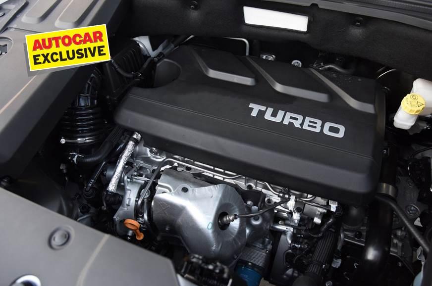 MG Hector petrol engine details revealed