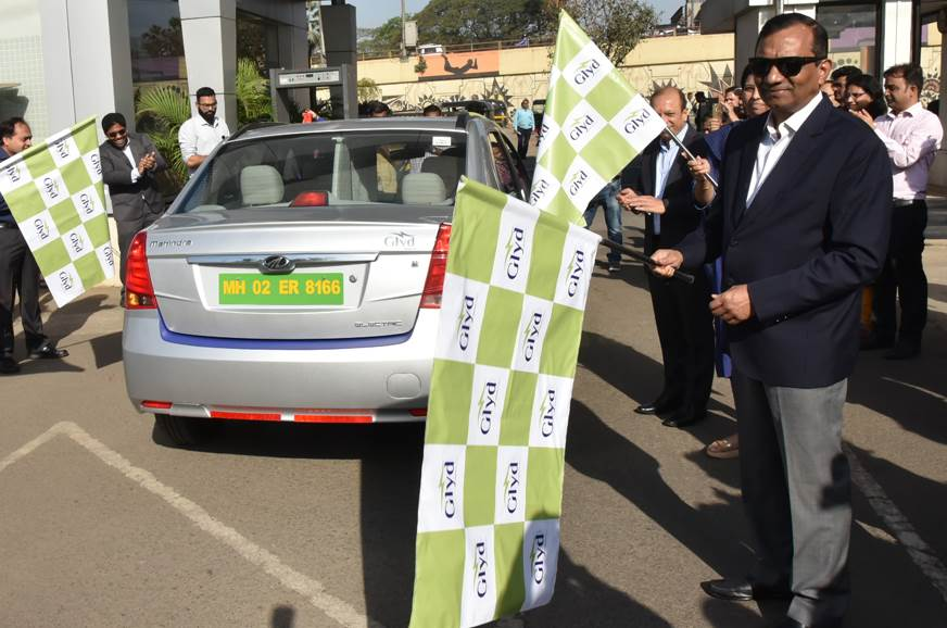 Mahindra Glyd e-mobility service launched