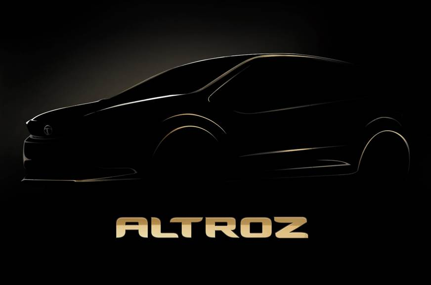 Production-spec 45X officially named Tata Altroz