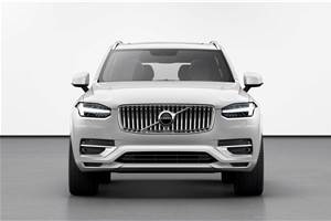 Volvo XC90 facelift revealed