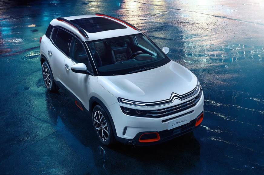 Citroen C5 Aircross SUV: 5 things to know