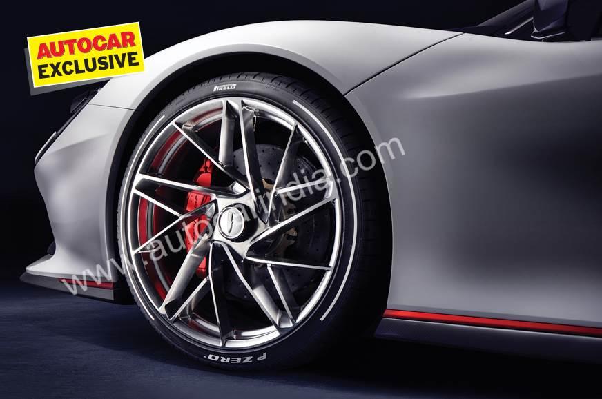 Pininfarina Battista to get Brembo brakes