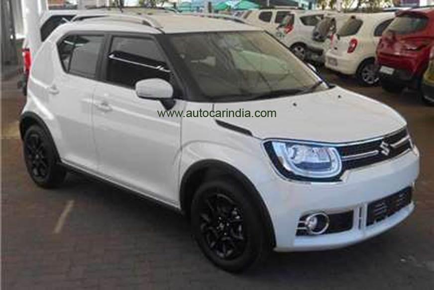 Refreshed Maruti Suzuki Ignis reaches dealerships