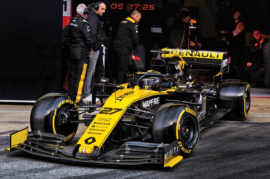 Special feature: Ride the Wind - Renault & Formula One
