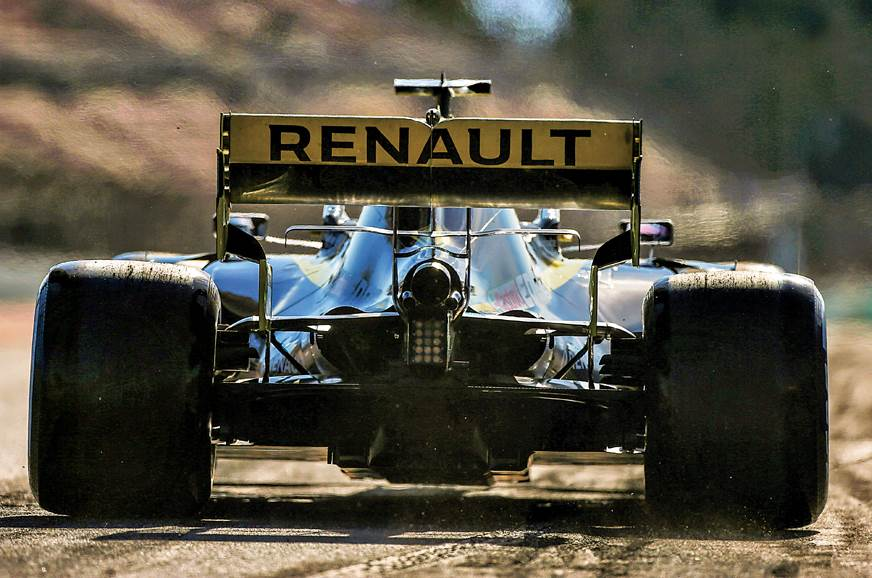 The rear wing will also be taller in 2019, making it easi...