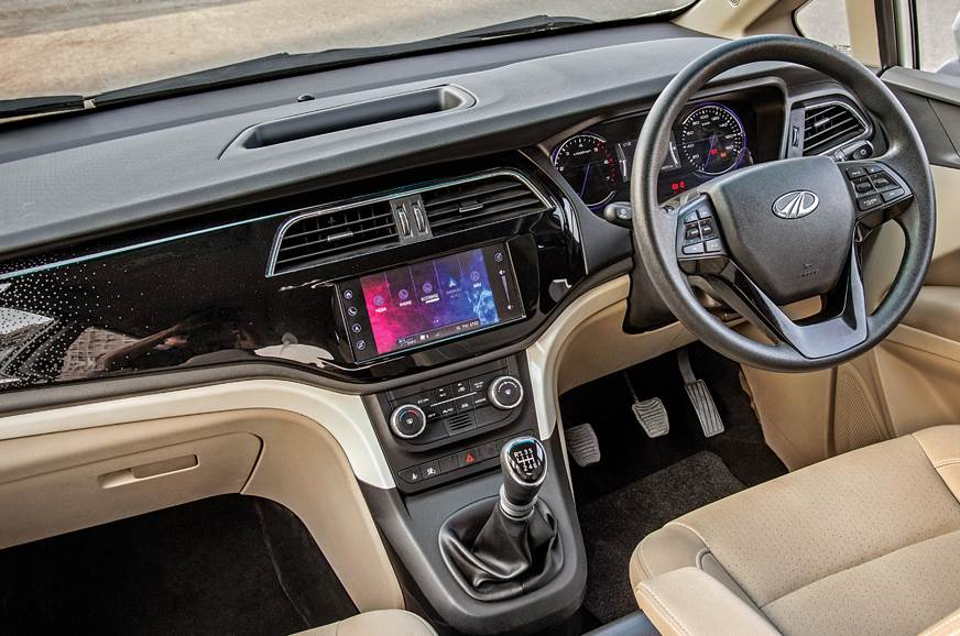 Marazzo looks and feels the most premium on the inside.
