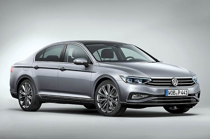 Refreshed Volkswagen Passat gets more tech