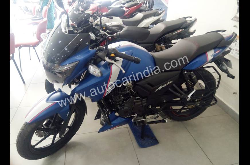 2019 TVS Apache RTR 160 ABS priced from Rs 85,479