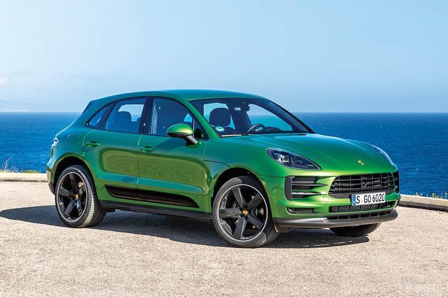Next-gen Porsche Macan to be fully electric