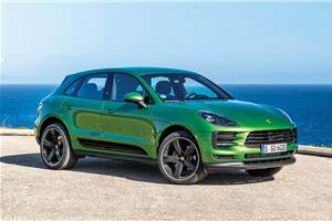 Next-gen Porsche Macan to be fully electric