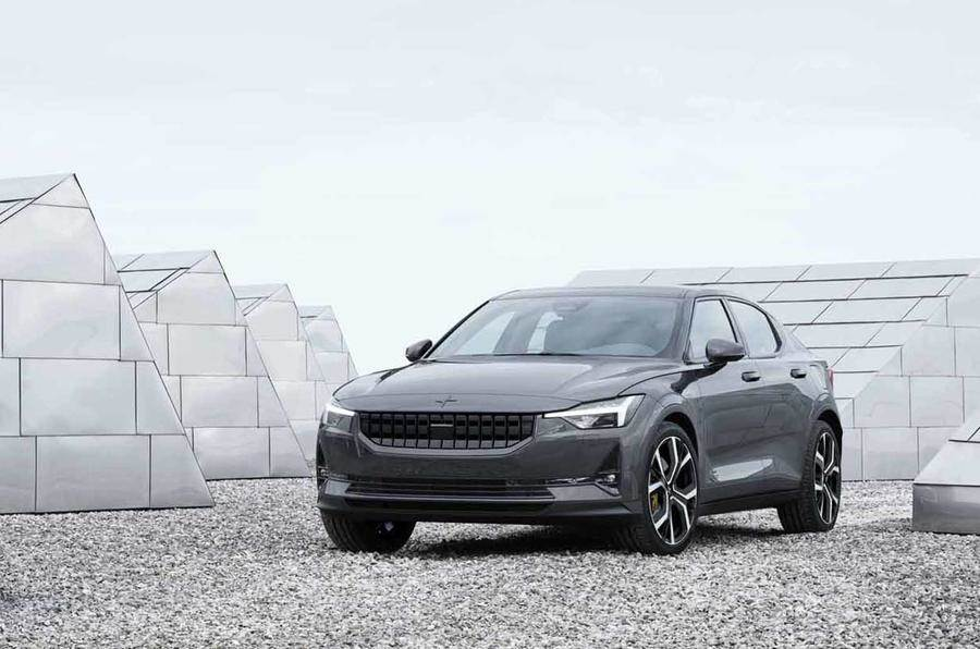 408hp, all-electric Polestar 2 sedan revealed