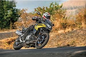 2019 BMW F 750 GS review, test ride