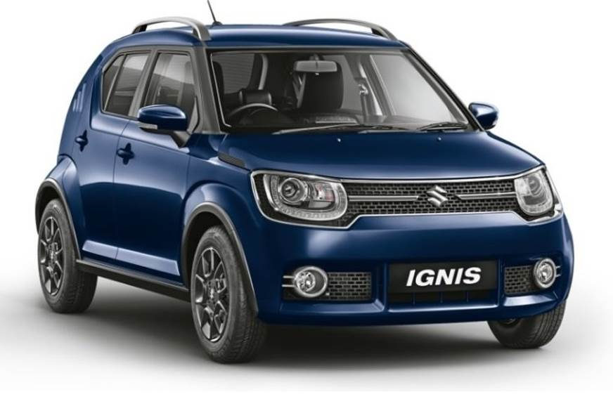 Refreshed Maruti Suzuki Ignis launched at Rs 4.79 lakh