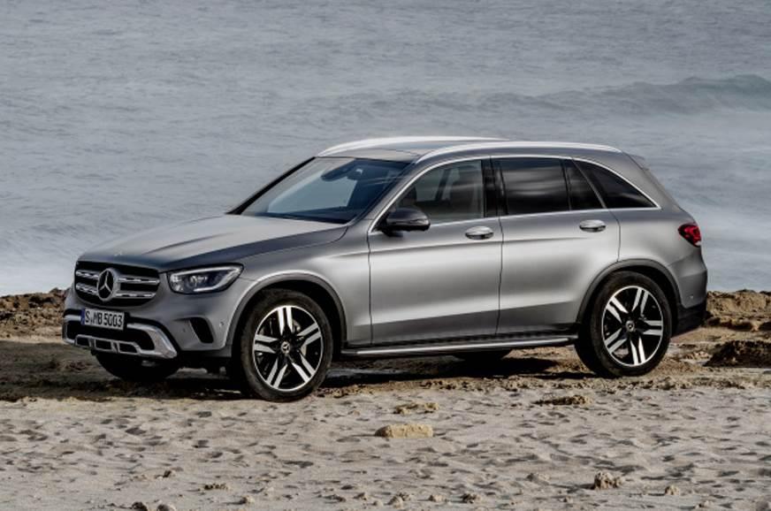 Mercedes-Benz GLC facelift revealed
