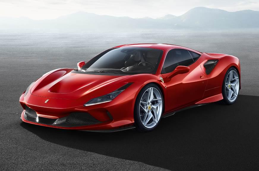 Ferrari F8 Tributo revealed ahead of Geneva debut