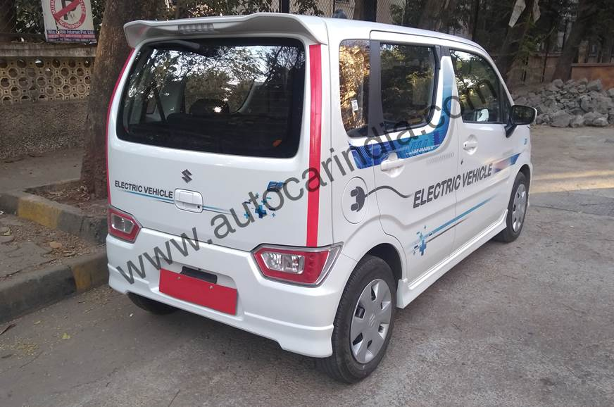 Maruti Suzuki Wagon R EV likely to have 130km real-world range